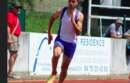 Gaétan qualifié au France sur 100m et 200m