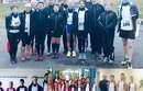 Un week end varié pour les athlètes de l'EACCD